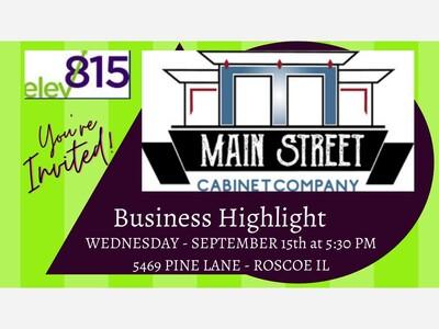 Elev815 Business Highlight