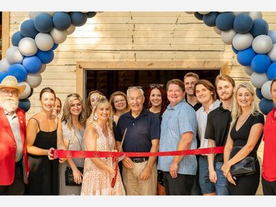 A grand opening for Hidden Creek Estates