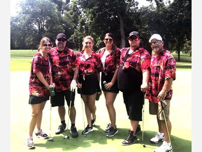 Stateline Chamber hosts annual Golf Play Day at Macktown