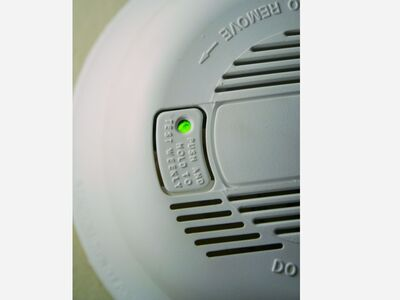 Need a smoke detector and carbon monoxide detector?