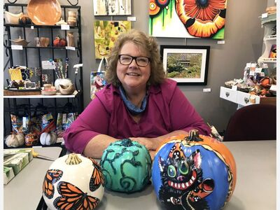 JR Finally Studio and Gallery brings creativity and art to Main Street in Rockton